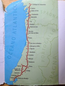 Mappa Santiago