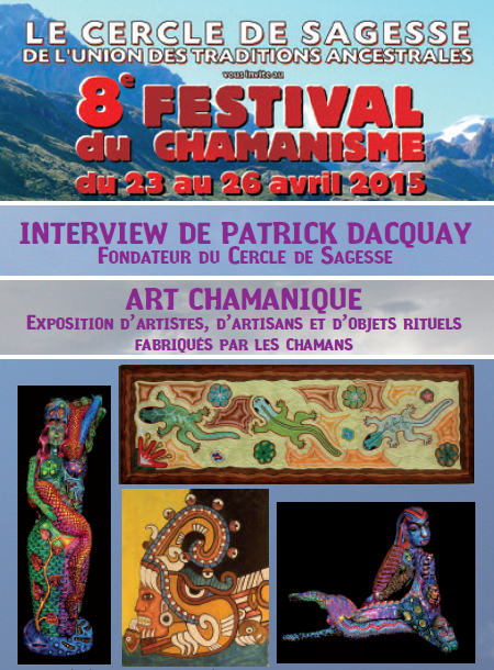 8° Festival du Chamanisme